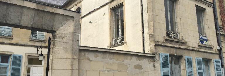 Achat Appartement 2 pièces à Laon