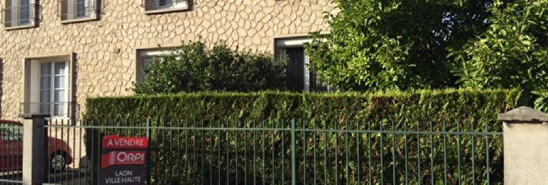 Achat Maison 5 pièces à Laon