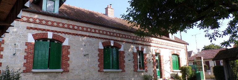 Achat Maison 4 pièces à Aizy-Jouy
