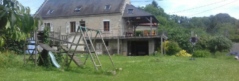 Achat Maison 5 pièces à Coucy-le-Château-Auffrique
