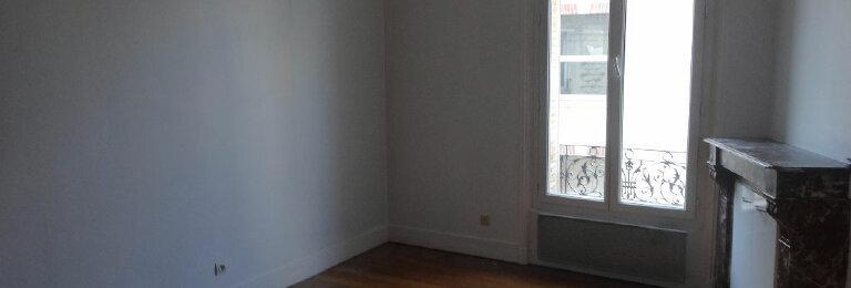 Achat Appartement 2 pièces à Pontoise