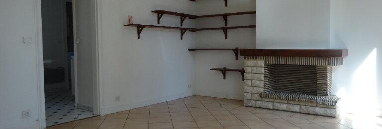 Achat Appartement 1 pièce à Pontoise