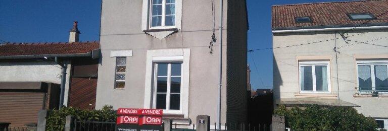 Achat Maison 4 pièces à Laneuveville-devant-Nancy