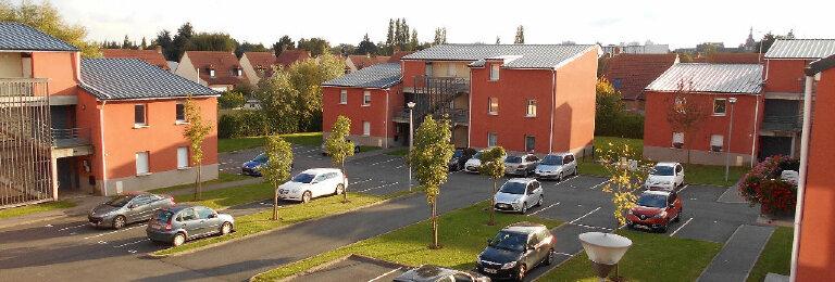 Location Appartement 2 pièces à Béthune