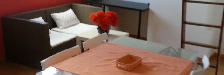 Location Appartement 1 pièce à Béthune