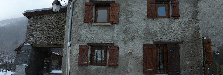 Achat Maison 6 pièces à Villarodin-Bourget