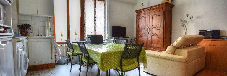 Location Appartement 1 pièce à Pont-de-Vaux