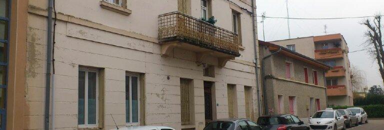 Location Appartement 4 pièces à Vonnas