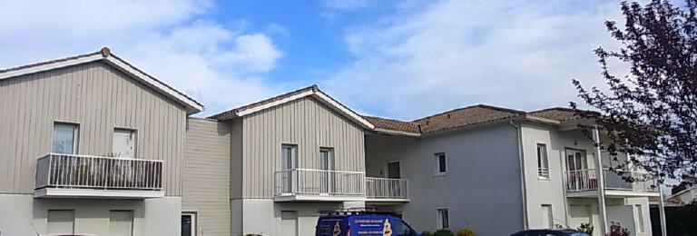 Location Appartement 3 pièces à Biganos