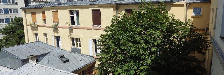 Achat Appartement 2 pièces à Paris 18