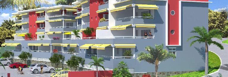 Achat Appartement 2 pièces à Fort-de-France
