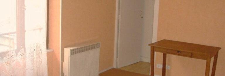 Location Appartement 1 pièce à Montlhéry