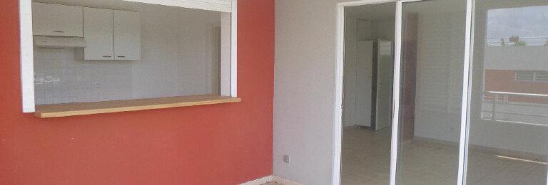 Achat Appartement 3 pièces à Le Lamentin