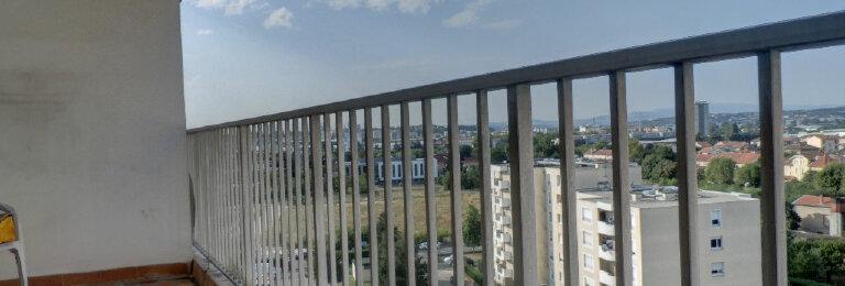 Achat Appartement 3 pièces à Vénissieux