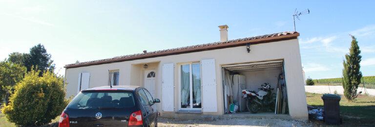 Achat Maison 4 pièces à Saint-André-de-Lidon