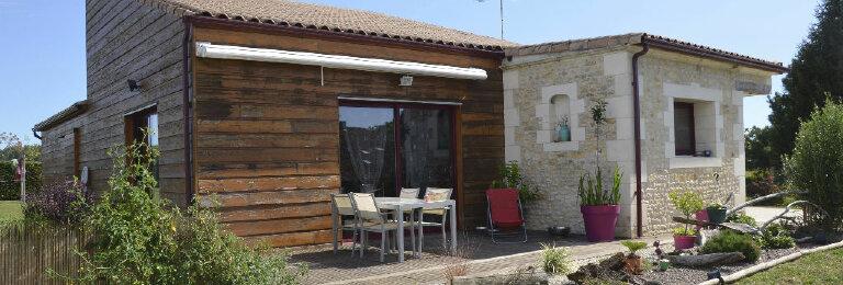 Achat Maison 5 pièces à Saint-André-de-Lidon