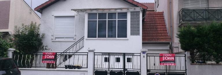 Achat Maison 3 pièces à Le Blanc-Mesnil