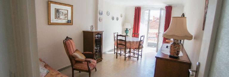 Location Appartement 3 pièces à Antibes
