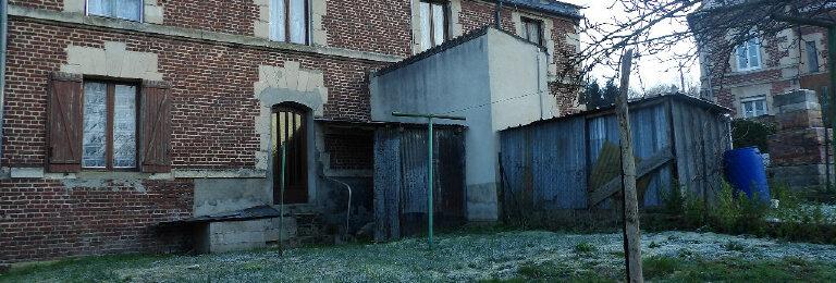 Achat Maison 5 pièces à Tracy-le-Mont