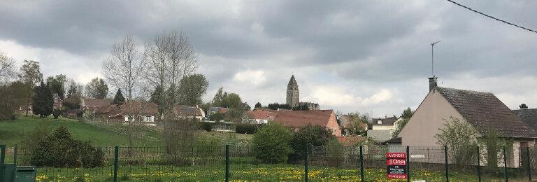 Achat Terrain  à Thiescourt