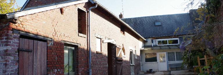 Achat Maison 3 pièces à Noyon