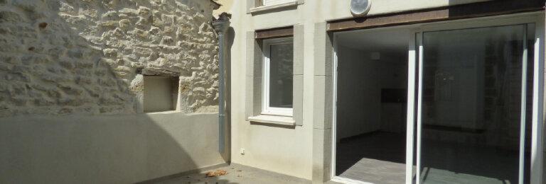 Location Maison 3 pièces à Beauvoisin