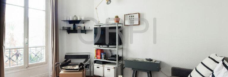 Achat Appartement 1 pièce à Paris 9