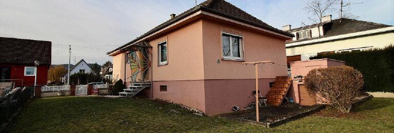 Achat Maison 5 pièces à Colmar