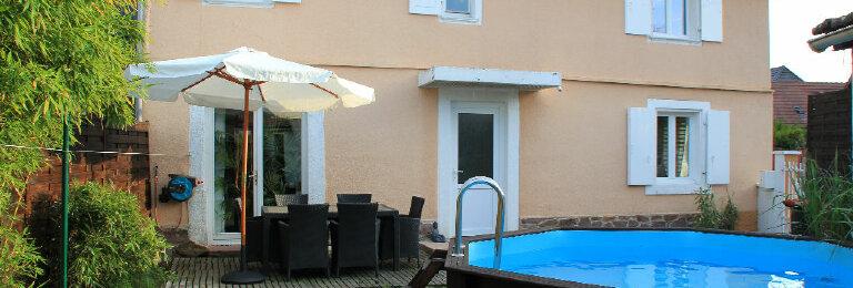 Achat Maison 8 pièces à Horbourg-Wihr