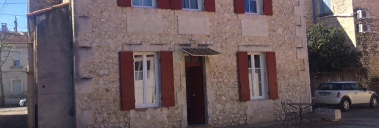 Location Maison 3 pièces à Châteaurenard