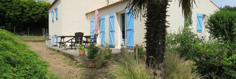 Achat Maison 4 pièces à Talmont-Saint-Hilaire