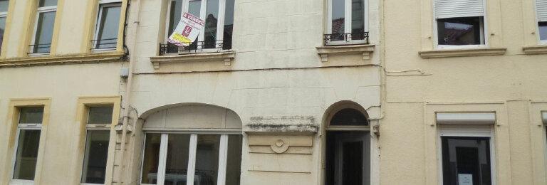 Achat Maison 4 pièces à Boulogne-sur-Mer