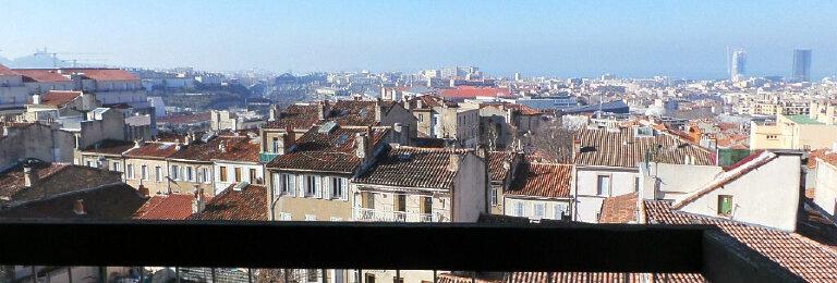 Achat Appartement 1 pièce à Marseille 4