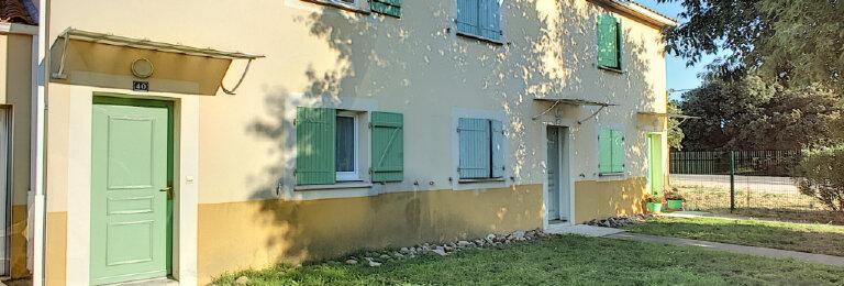 Achat Maison 3 pièces à Morières-lès-Avignon