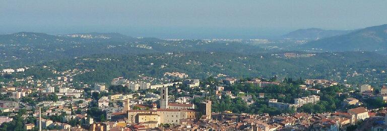 Location Appartement 2 pièces à Grasse