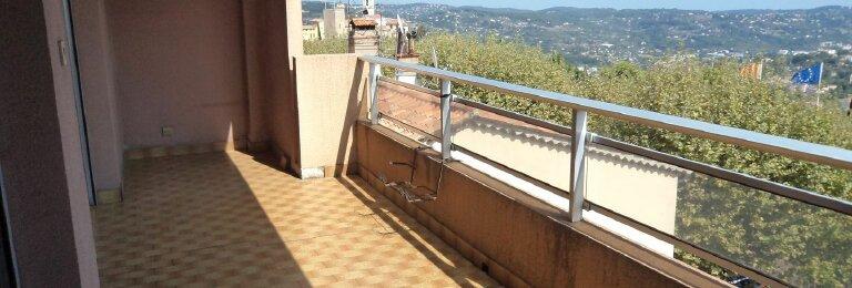 Location Appartement 3 pièces à Grasse