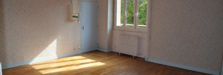 Location Appartement 3 pièces à Donzy