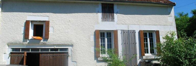 Achat Maison 3 pièces à Saint-Quentin-sur-Nohain