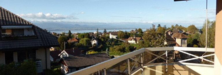 Achat Appartement 4 pièces à Thonon-les-Bains