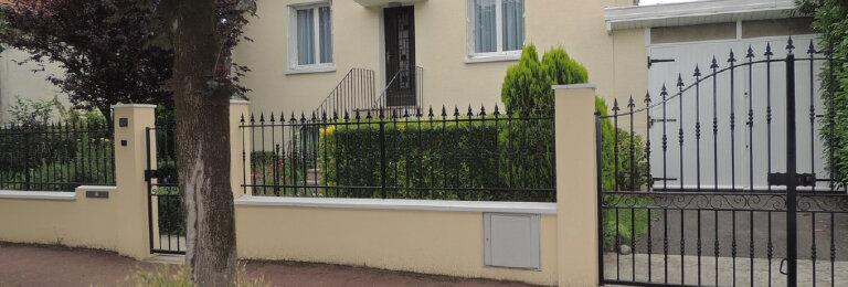 Achat Maison 4 pièces à Livry-Gargan