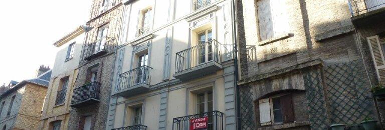 Achat Appartement 2 pièces à Dieppe