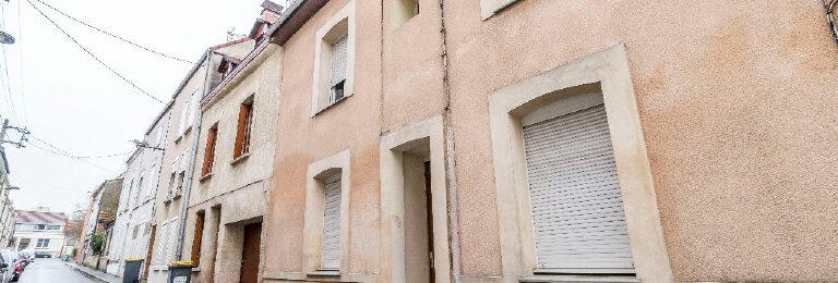 Achat Immeuble  à Reims