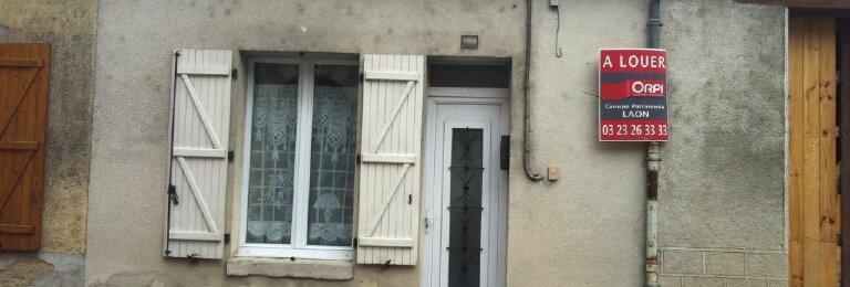 Location Maison 5 pièces à Liesse-Notre-Dame