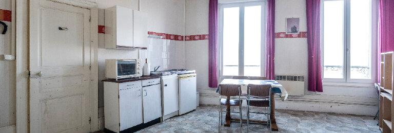Location Appartement 1 pièce à Laon
