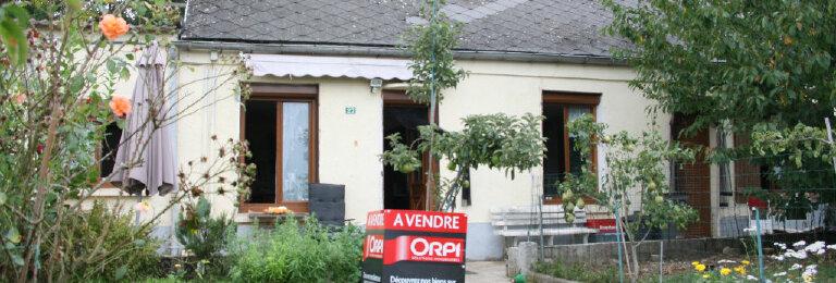 Achat Maison 2 pièces à Bois-lès-Pargny