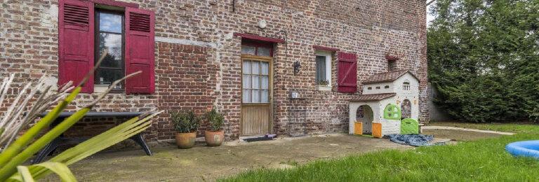 Achat Maison 7 pièces à Nouvion-et-Catillon