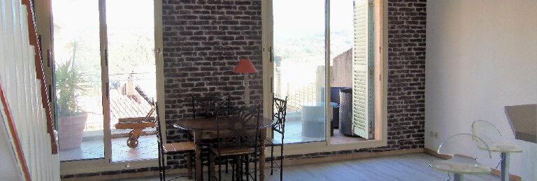 Achat Appartement 2 pièces à Saint-Cyr-sur-Mer