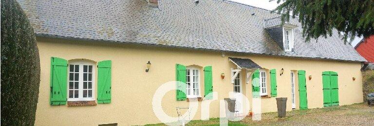 Achat Maison 5 pièces à Gournay-en-Bray