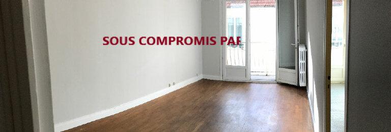 Achat Appartement 2 pièces à Vichy