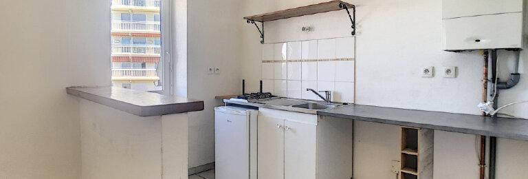 Location Appartement 2 pièces à Montluçon
